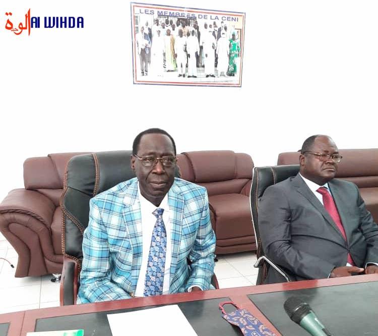 Tchad : la CENI lance les opérations d'affichage des listes électorales provisoires