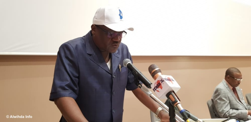 Tchad : la CASHIDO condamne