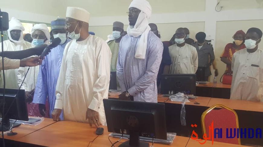 Tchad : l'ADETIC équipe l'Université polytechnique de Mongo