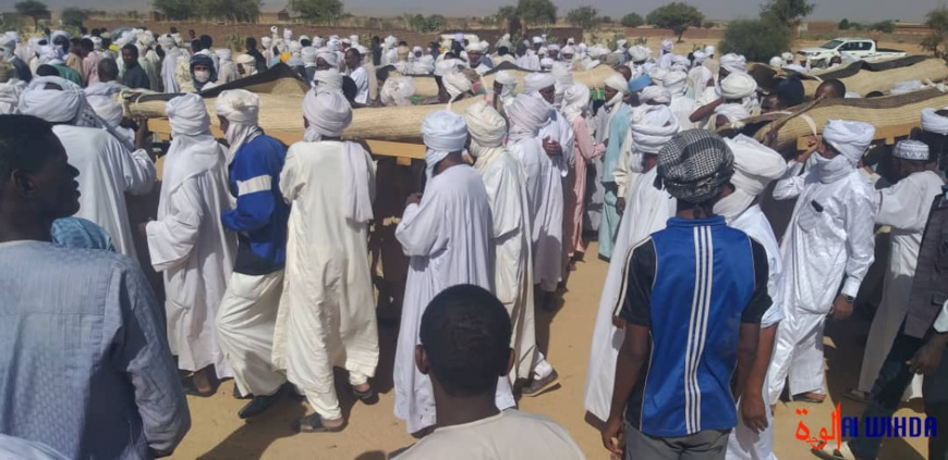 Tchad : enterrement de quatre jeunes à Abéché, tués la veille dans des violences