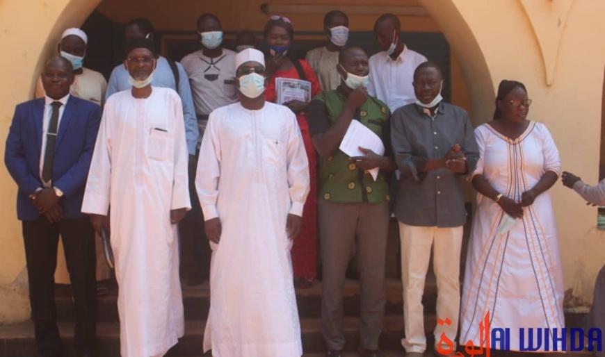 Tchad : Les jeunes du Logone Occidental chez le gouverneur