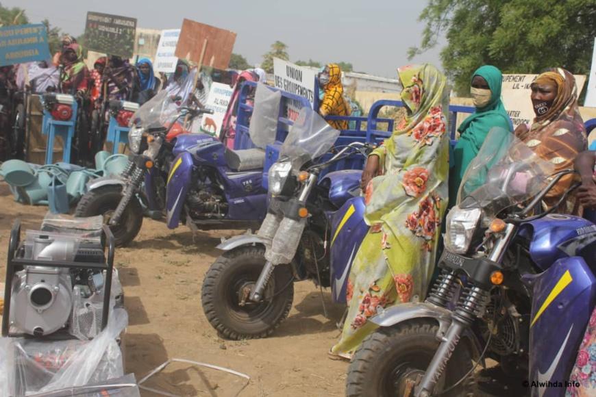Tchad : la FGC appuie l'autonomisation des femmes au Salamat