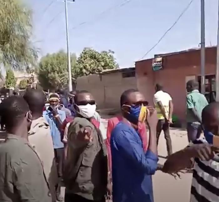 Tchad : une marche des Transformateurs dispersée avec des tirs de lacrymogène