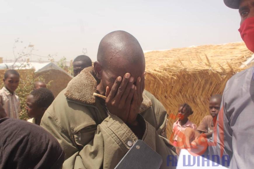 Les Tchadiens parmi les plus tristes au monde, selon le Gallup's Global Emotions