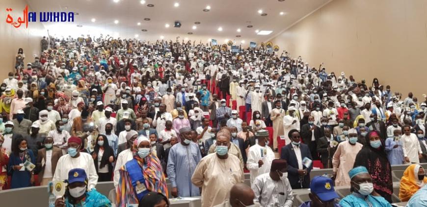 Tchad : des partisans du MPS installent un bureau de soutien à N'Djamena