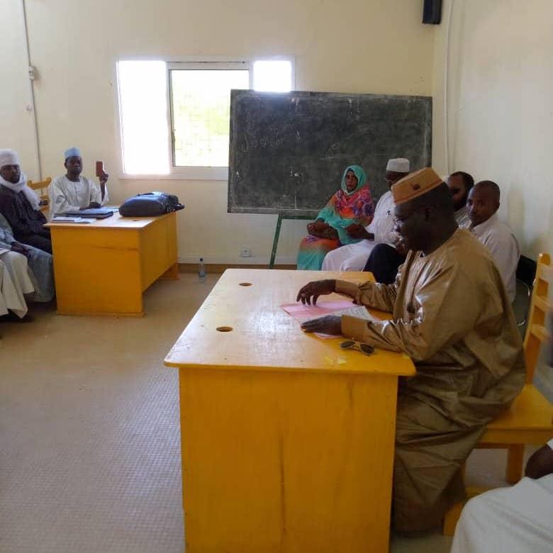 Tchad : les directeurs de l'enseignement primaire renforcent leurs capacités à Abéché