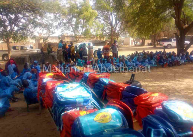 Tchad : la Fondation Grand Cœur offre des kits scolaires aux enfants du Salamat