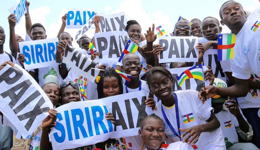 Centrafrique : la CEEAC et l'UNOCA appellent les acteurs à la bonne foi pour le processus électoral. Illustration © DR