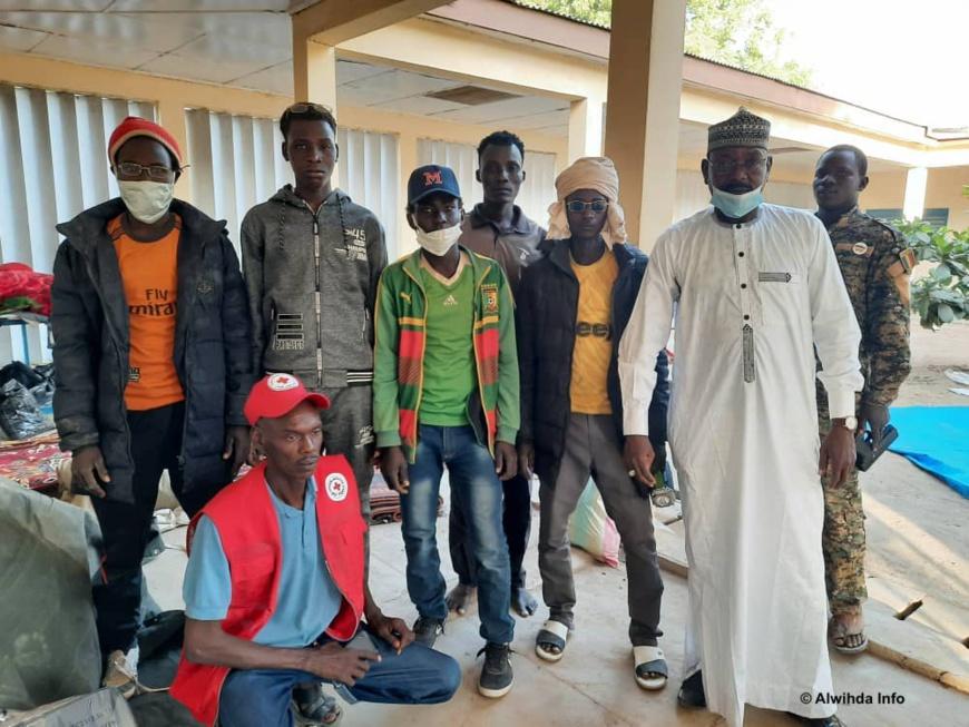 Tchad : un nouveau groupe de jeunes orpailleurs ramené à Ati depuis le Borkou