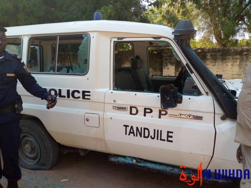 Tchad : affrontement dans la Tandjilé Centre, la résidence du préfet attaquée et saccagée