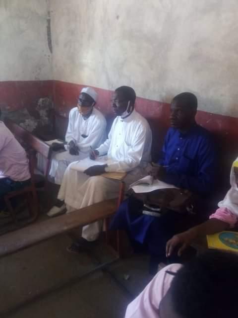 Tchad : les inspecteurs du Hadjer Lamis en tournée dans les établissements