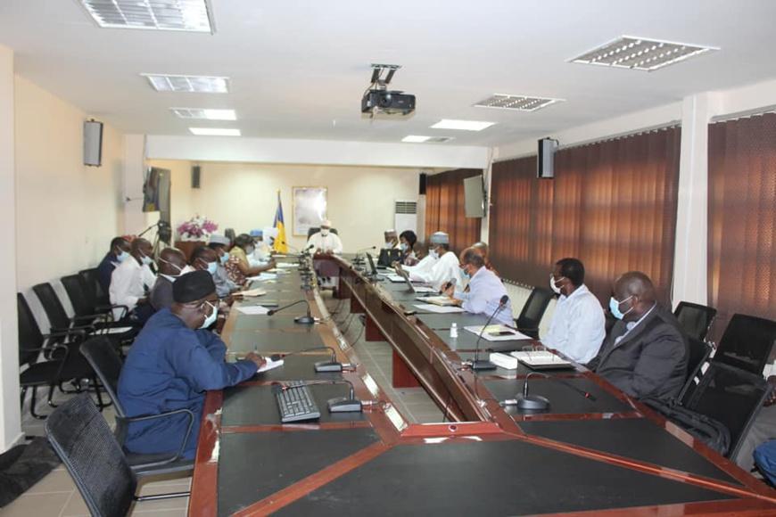 Tchad : une réunion d'urgence du ministère de la santé sur la Covid-19