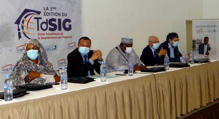 Tchad : la 1ère édition de l'école de la gouvernance de l'Internet est lancée