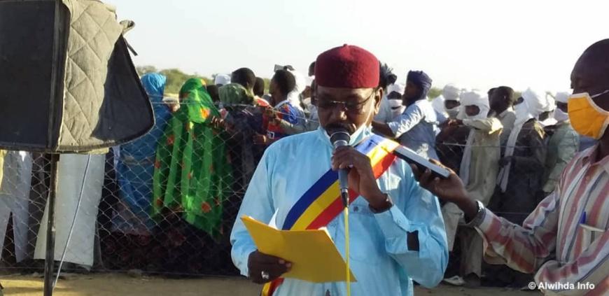 Tchad : le maire d'Ati rassure la population sur la relance des chantiers à l'arrêt