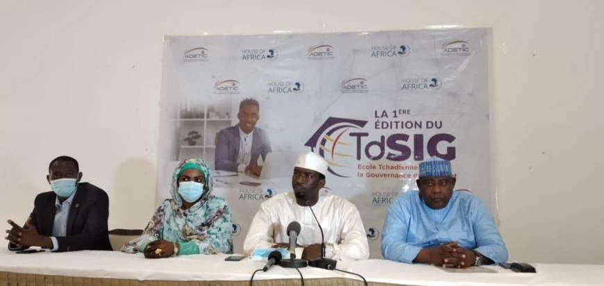 Tchad : fin de la 1ère édition de l'école de la gouvernance d'Internet