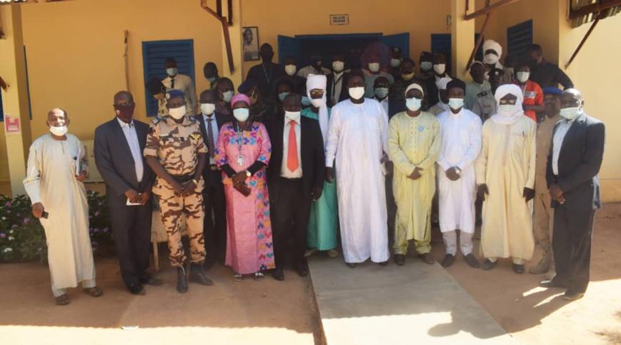 Tchad : un rôle majeur du HCR pour la protection des milliers de réfugiés