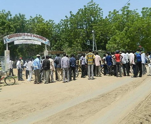 L'Université de N'Djamena. © Alwihda Info