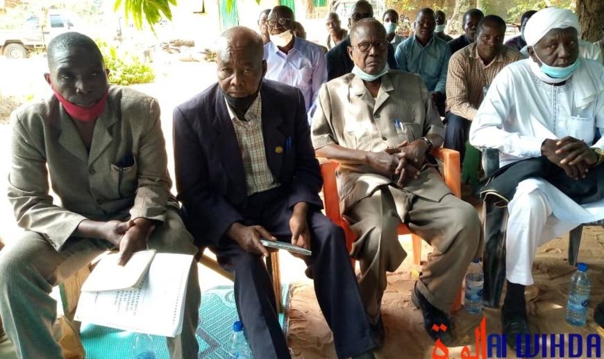 Tchad : Le gouverneur de la Tandjilé rencontre les communautés en conflit