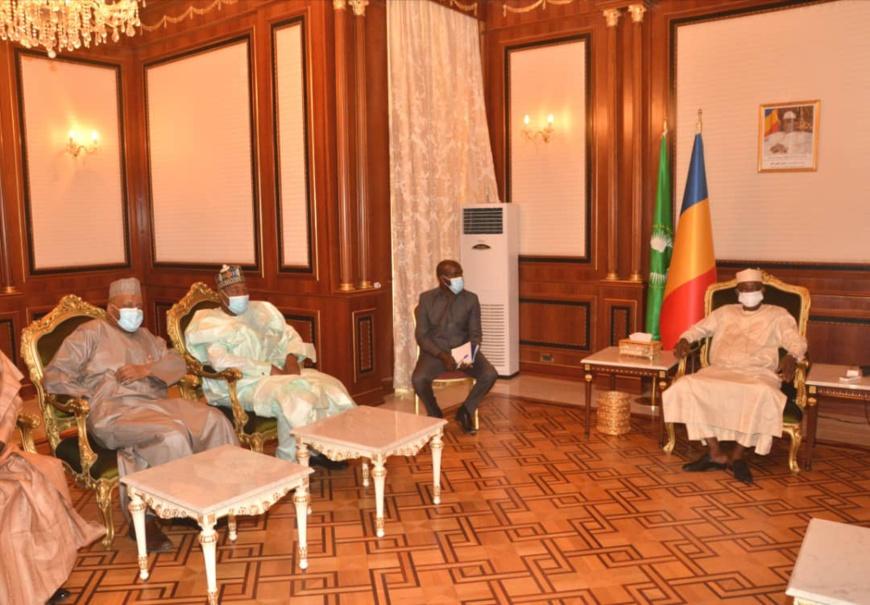 مكافحة الإرهاب: مشير تشاد يستقبل حاكم ولاية بورنو النيجيرية