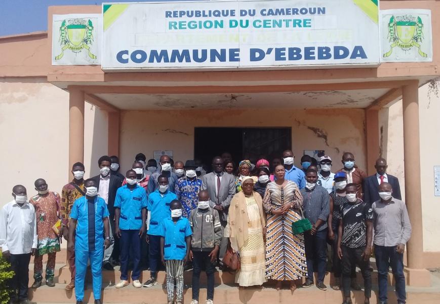 Cameroun : L'honorable Salomé Ngaba soutient l'insertion économique de ses élus