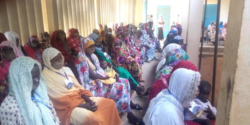 Tchad : des groupements féminins formés au Guéra contre la malnutrition