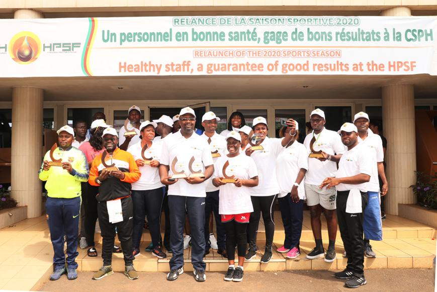 Cameroun :  La CSPH lance sa saison sportive