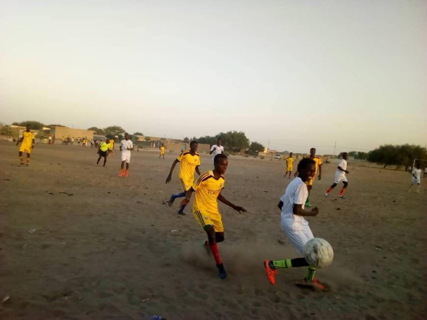 Tchad : à Massakory, le sport comme vecteur de sensibilisation contre la violence