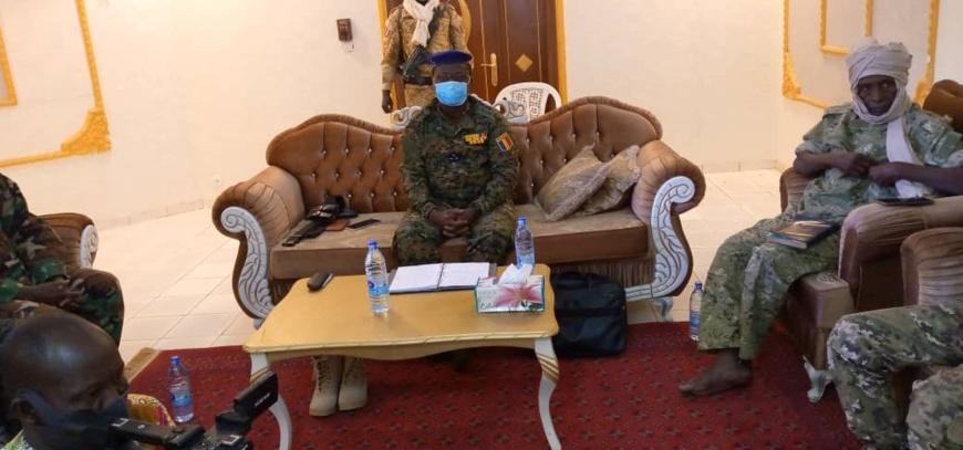 Tchad : Une mission de la direction de la gendarmerie nationale à Moussoro