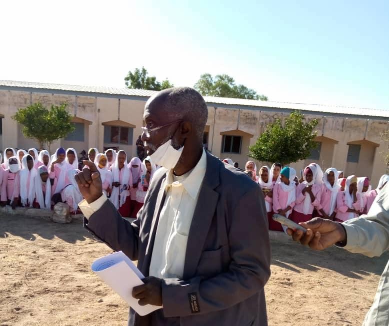 Tchad : des journalistes encouragent les élèves d'Abéché à l'écriture en milieu scolaire