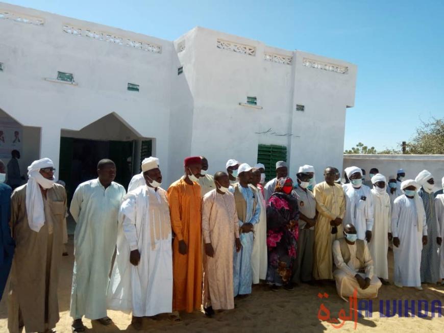 Tchad : un centre de santé créé par une association à Abéché