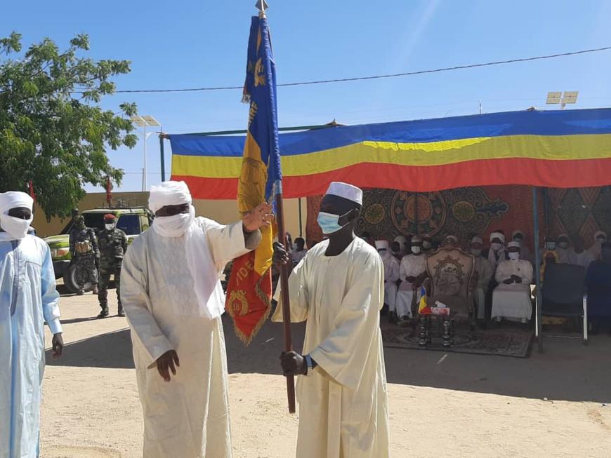 Tchad : le préfet du département de Ouara prend officiellement ses fonctions