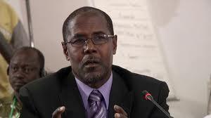 L'ex-ministre de l'Agriculture et de l'Irrigation, Adoum Djimet. Crédits photos : Sources