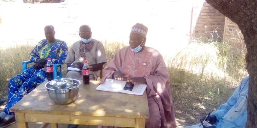 Tchad : l'URD sensibilise ses militants sur la vérification des listes électorales