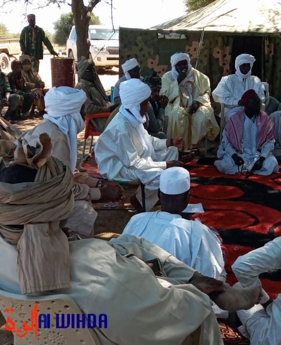 Tchad : violences d'Achiguek, les communautés Bilala-arabe et Arabe Salmanié réconciliées