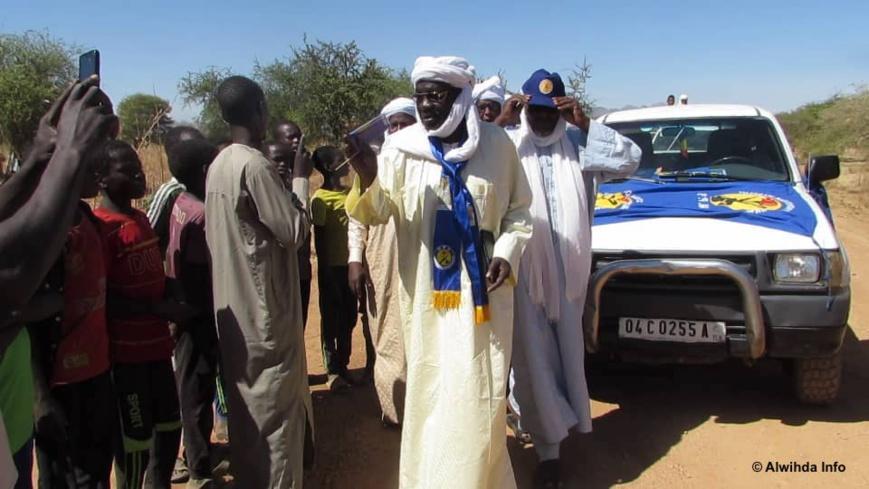 Tchad : le MPS installe un bureau à Mawa, dans le département d'Abtouyour