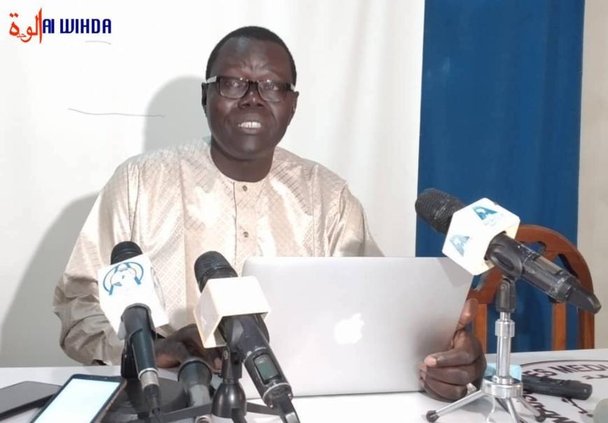 Tchad : Ibrahim Wang Laouna Foullah devient maire de N'Djamena