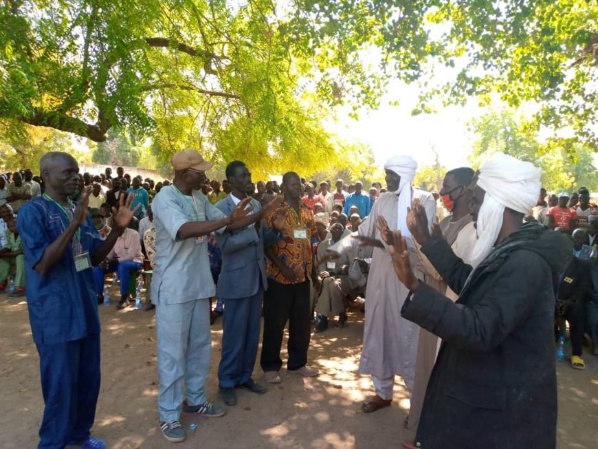 Tchad : réconciliation entre agriculteurs et éleveurs dans la Tandjilé Centre