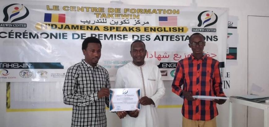 Tchad : le centre Takewin renforce la jeunesse en montage de projets