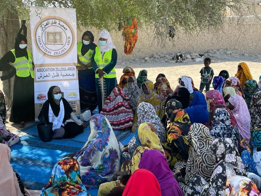 Tchad : Zilloul-Arch se mobilise pour le social et l'éducation au Kanem