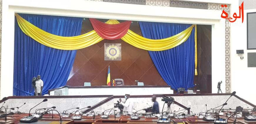 Tchad : la Loi sur l'asile adoptée par l'Assemblée nationale