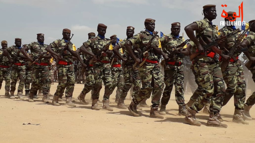 Tchad : plus de 300 officiers et sous-officiers élevés à des grades supérieurs