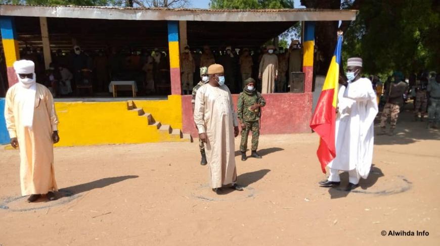 Tchad : le nouveau préfet de la Kabbia installé