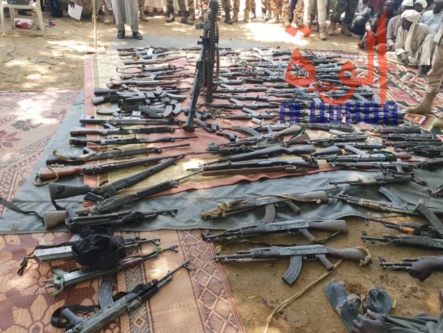 Tchad : une grande opération de désarmement en vue