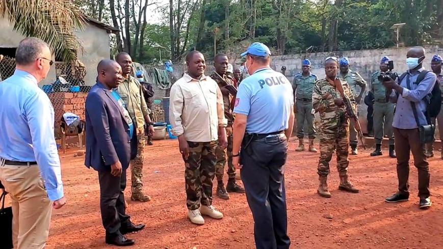 RCA : la CEEAC suggère aux États membres d'envoyer des troupes armées par solidarité