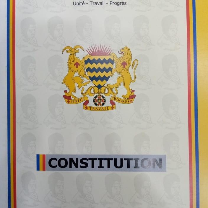 """Constitution tchadienne, véritable """"kat-kat''"""
