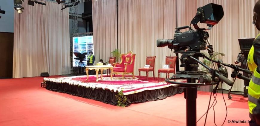 Tchad : le chef de l'État va inaugurer le nouveau siège de l'ONAMA