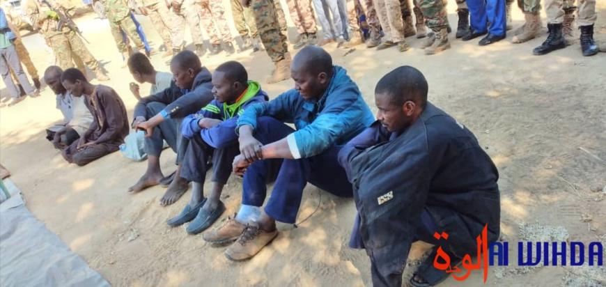 Tchad : un réseau d'escroquerie des demandeurs d'emploi démantelé
