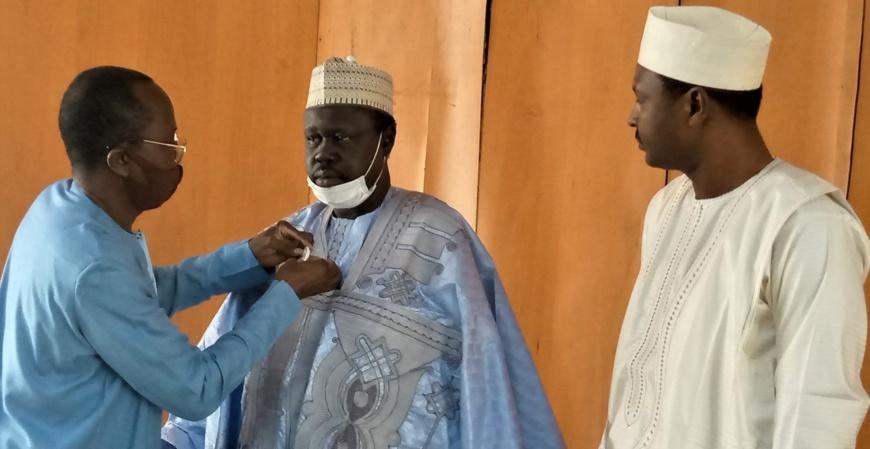 Tchad : Le nouveau coordonnateur point focal pays du G5 Sahel installé