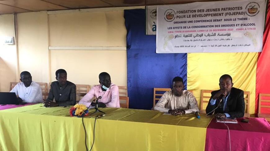 Tchad : La FOJEPAD organise un débat sur les effets de la drogue et de l'alcool