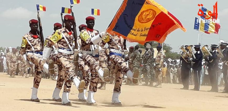 Le Tchad inaugure sa première École d'enfants de troupe